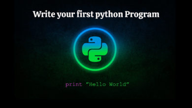 Photo of Write your first python Program | Hello World