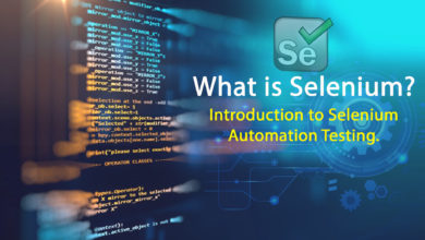 Photo of What is Selenium? Introduction to Selenium Automation Testing