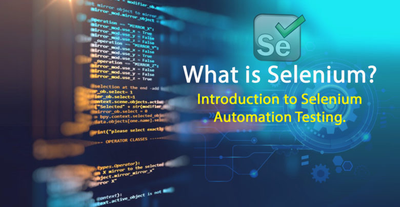 what is selenium, introduction