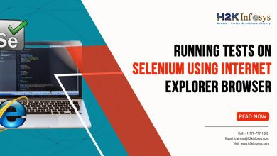 Photo of Running Tests on Selenium using Internet Explorer browser