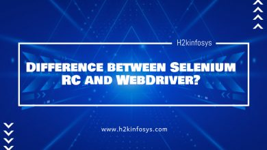 Photo of Difference between Selenium RC and WebDriver?