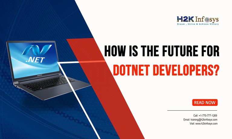 Future for Dotnet Developers?