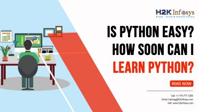 Photo of Is Python easy? How Soon Can I Learn Python?