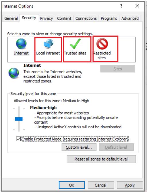Running Tests on Selenium using Internet Explorer browser