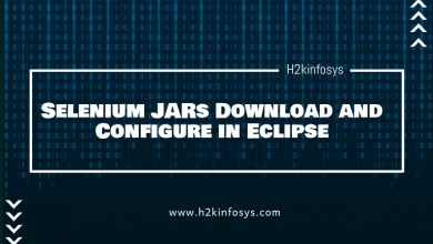 Photo of Selenium JARs Download and Configure in Eclipse