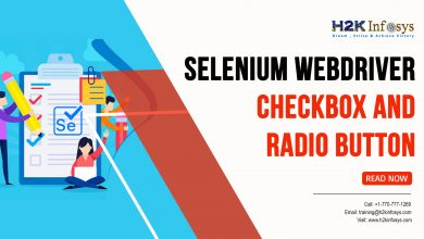 Photo of Selecting CheckBox and Radio Button with Selenium WebDriver