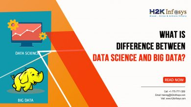 Photo of What is the Difference Between Data Science and BigData ?