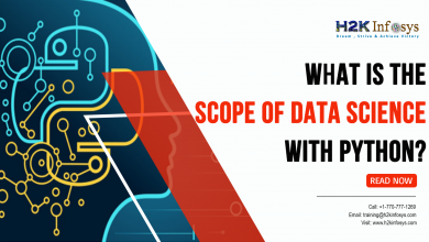 Photo of What is the Scope of Data Science with Python ?