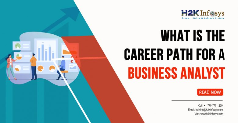 Career Path for a Business Analyst