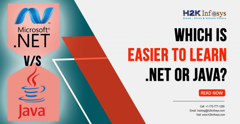 Which is Easier to Learn – .NET or Java