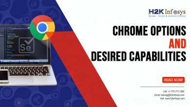 Photo of Chrome Options & Desired Capabilities