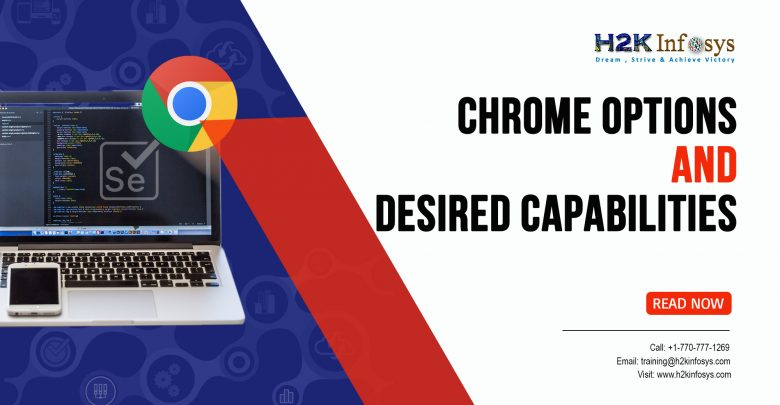 chrome-options-and-desire-capabilities