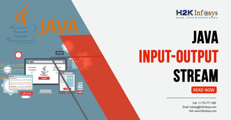 Java Input-Output Stream
