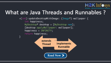 Photo of Java Threads and Runnables