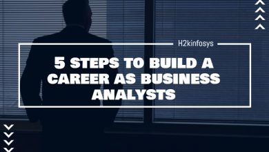 Photo of 5 Steps to Build a Career as Business Analysts