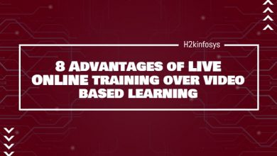 Photo of 8 Advantages of LIVE ONLINE training over video based learning: