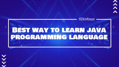Photo of Best Way to Learn Java Programming Language