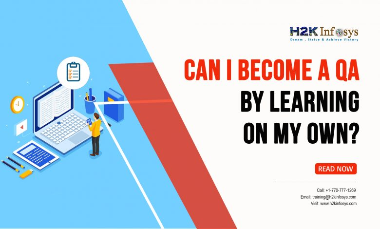 Can I Become a QA by Learning on My Own
