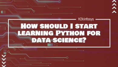 Photo of How Should I Start Learning Python for Data Science?