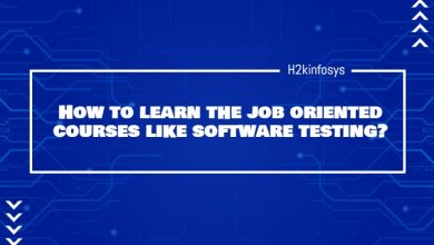 Photo of How to learn the job oriented courses like software testing?