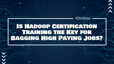 Photo of Is Hadoop Certification Training the Key for Bagging High Paying Jobs?