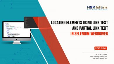 Photo of Locating Elements using Link Text and Partial Link Text in Selenium WebDriver