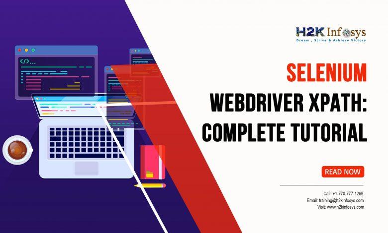 Selenium WebDriver XPath Complete Tutorial