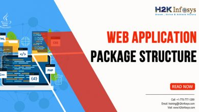 Photo of Web Application Package Structure