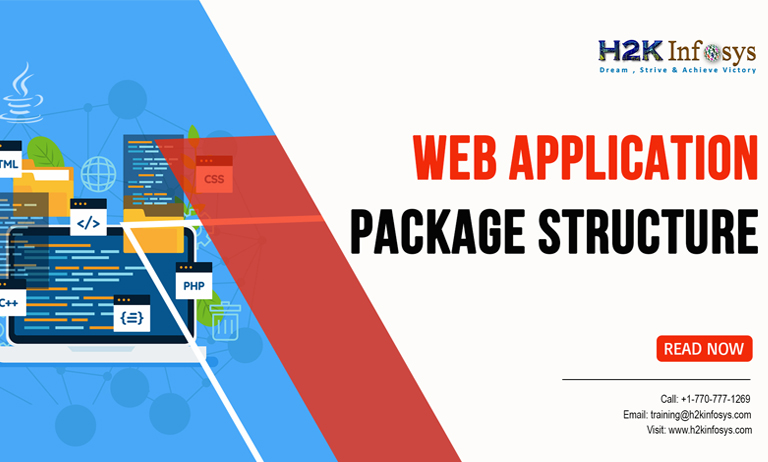 Web-Application-Package-Structure