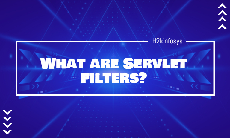 What are Servlet Filters