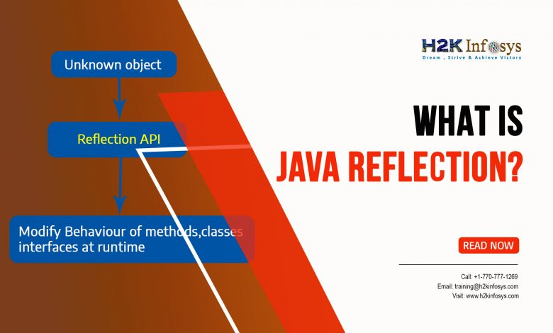 What is Java Reflections
