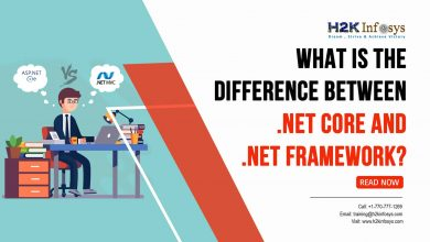 Photo of What is the Difference Between .NET Core and .NET Framework?