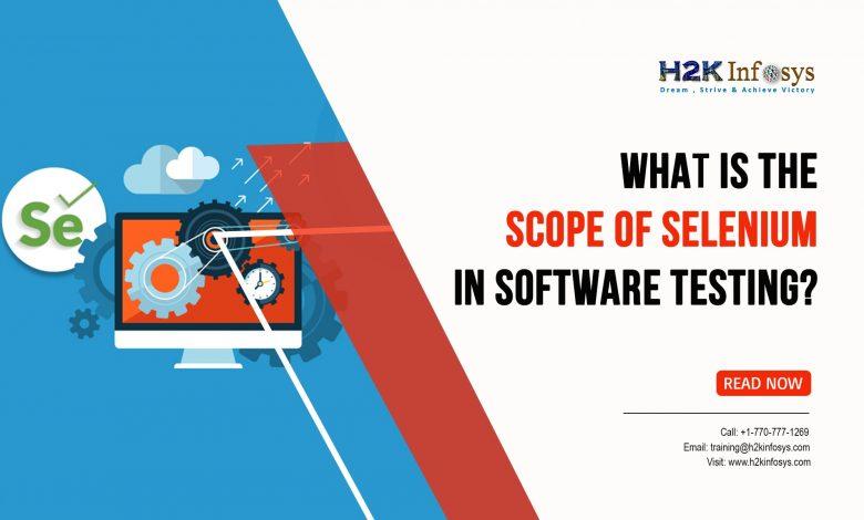 scope-of-selenium-in-software-testing