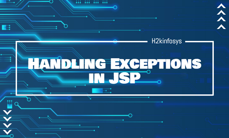 Handling Exceptions in JSP
