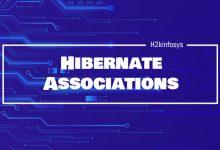 Photo of Hibernate Associations