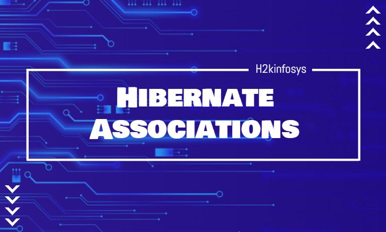 Hibernate Associations