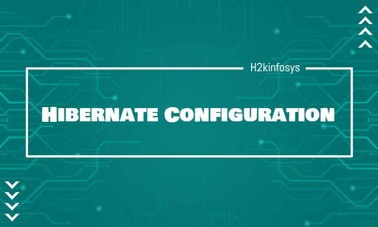 Hibernate Configuration