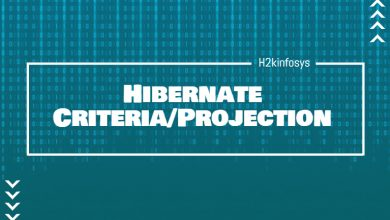 Photo of Hibernate Criteria/Projection