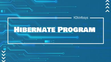 Photo of Hibernate Program