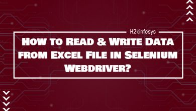 Photo of How to Read & Write Data from Excel File in Selenium Webdriver