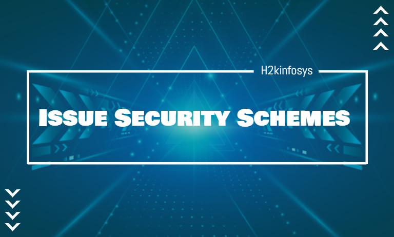Issue Security Schemes