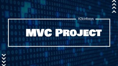 Photo of MVC Project