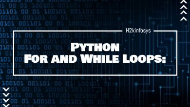Photo of Python For & While Loops