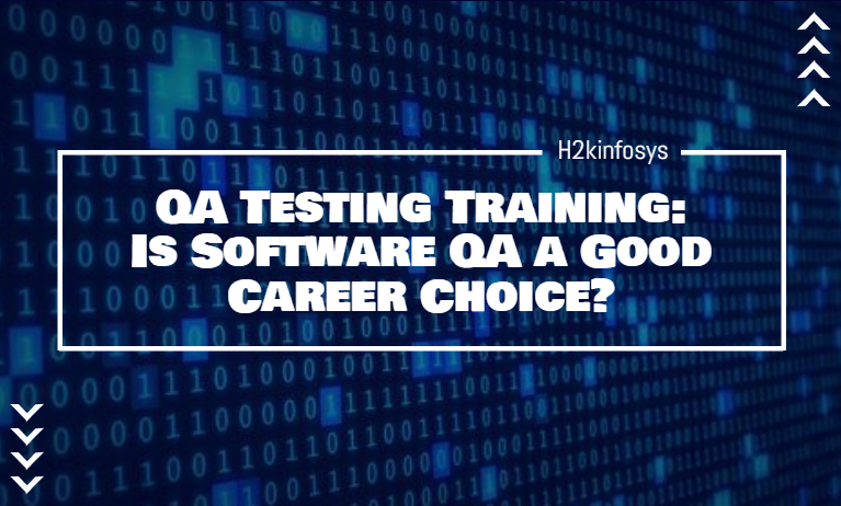 QA Testing Training: Is Software QA a Good Career Choice