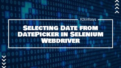 Photo of Selecting Date from DatePicker in Selenium Webdriver