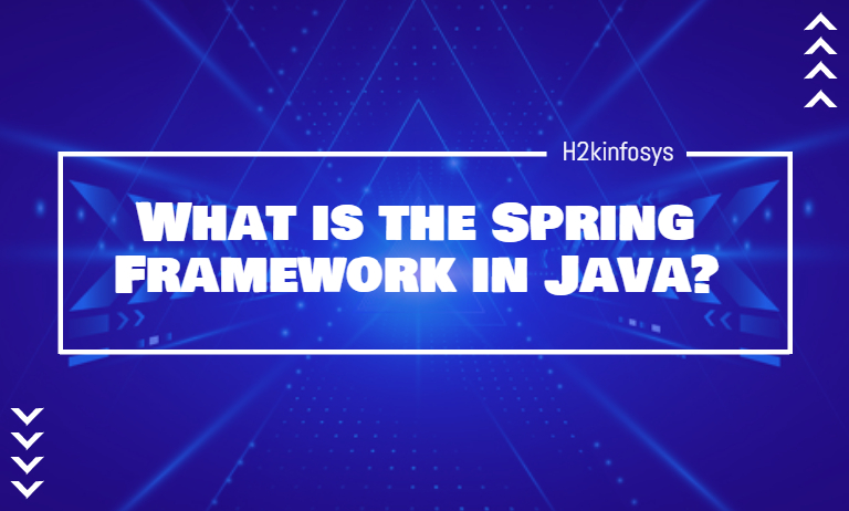 What is the Spring Framework in Java