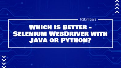 Photo of Which is Better – Selenium WebDriver with Java or Python?