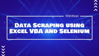 Photo of Data Scraping using Excel VBA and Selenium