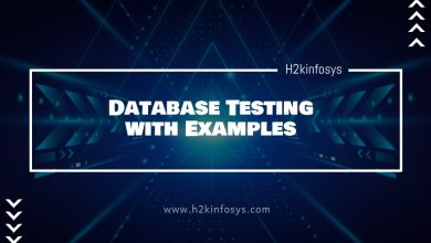 Photo of Database Testing with Examples