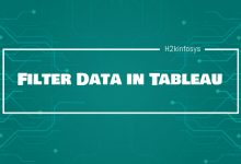Photo of Filter Data in Tableau